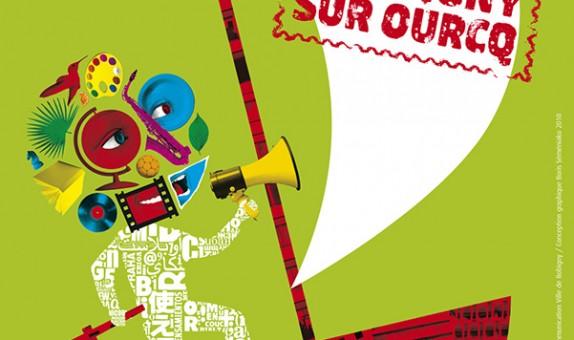 Campagne «Bobigny sur Ourcq», pour la mairie de Bobigny. Un événement qui propose chaque été des activités sportives et culturelles autour du canal de l'Ourcq.