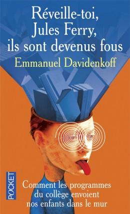 Conception graphique de la couverture et création de l'illustration pour les éditions Pocket.