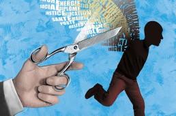 Illustration pour Alternatives Économiques, ouverture du chapitre politiques publiques.